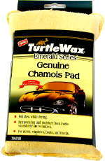 Genuine Chamois Pad (4