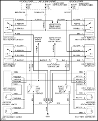 E32 Sunshade Wiring Harness on e31 wiring diagrams