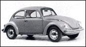 Volkswagen Type 1, 1971