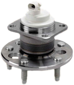Wheel Hub Assembly - Direct OEM Replacement -