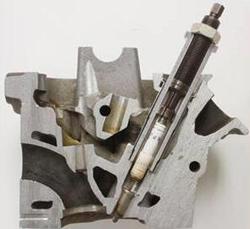 Lisle Ford 3v Broken Spark Plug Remover Deluxe Kit Lis65700