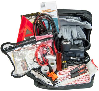 Aaa Road Warrior 80 Piece Emergency Kit Lif4394aaa