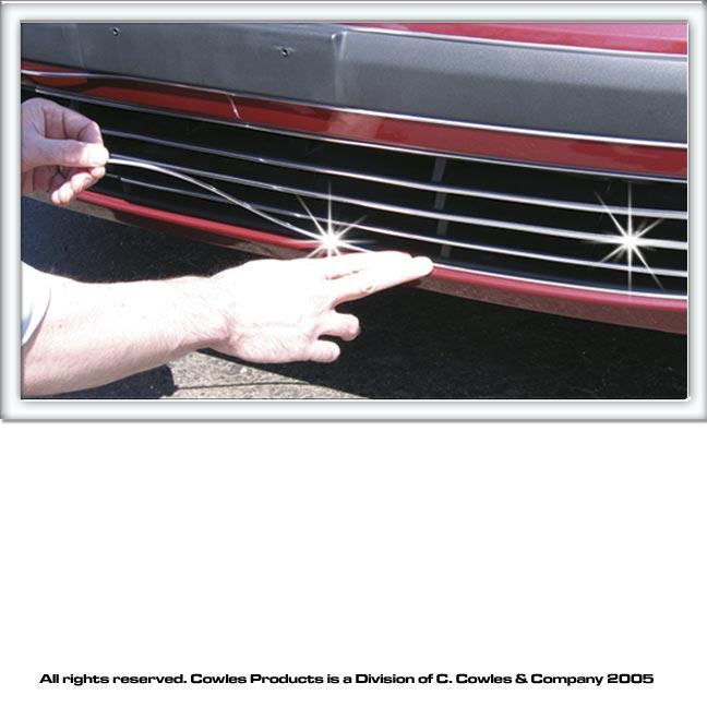 custom chrome flexible interior  exterior molding  1  8